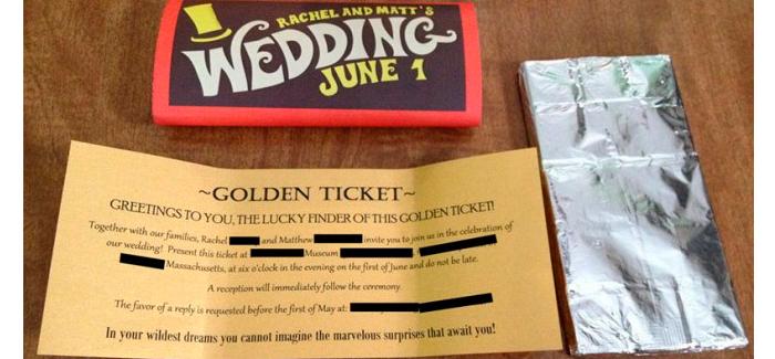 de boda originales